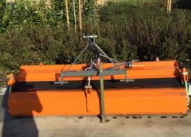 Veegmachine /borstelmachine Bema 20